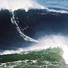 Garrett McNamara of Haleiwa, Hawaii, won the Biggest Wave surfed title, a 78-foot wall caught at Nazare, Portugal.