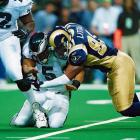 """Little was no football schmuck. He was a career Ram who was part of two Super Bowl teams, terrified opposing QBs and left the game with a franchise-best 87.5 sacks. But even Little would acknowledge that if sacks were kept in the days of the Rams' Fearsome Foursome, his numbers would not come close to stacking up with Deacon Jones, who actually coined the term: """"You know, like you sack a city."""""""
