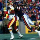 Michael Singletary and Dan Hampton were the stalwarts of the great Bears defenses of the mid-1980s, but no one made more big plays and wreaked more havoc than Dent, whose 124.5 career sacks with the Bears topped Hampton and Steve McMichael. All you need to know about his production was he averaged more sacks per-game than Reggie White, Bruce Smith and Michael Strahan.