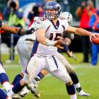 """""""Truthfully, I have no idea whether Tebow's entertainment factor will translate into wins for the Broncos or just more interesting losses. But with the team well on its way to the sinkhole of NFL irrelevance before the trees are bare, starting Tebow now is a win-win, whichever way it works out.""""  --Dave Krieger, Denver Post"""