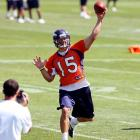 """""""While there are still a long list of arguments to be made about whether Tim Tebow is, or isn't, ready from a football perspective for what's to come, there are certainly some football reasons that Kyle Orton isn't the Broncos' starting quarterback anymore. Some weren't Orton's fault, some were.""""   --Woody Paige, Denver Post"""