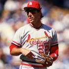 "Clark played first base for the Cardinals in 1985 when the team clinched the NL pennant. He was nicknamed ""Jack the Ripper"" and totaled 340 career home runs in 17 MLB seasons."