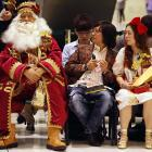 Where else would they be held but at a shopping mall? For this round, the mall was in Hong Kong, which won the championship in 2009 and finished third in 2010 at the annual international competition held in Gaellivare, Sweden, where Santa reportedly spends his offseasons chillin' and swiggin' on a flask of maple syrup.