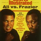 Joe Frazier's SI Covers