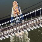 New York City Marathon Aerials