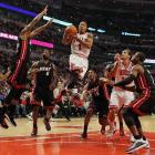 """""""(Derrick) Rose slithered around 7-foot walls, blistered defenses expressly designed to stop him, and conjured memories of the Jordan age in Chicago with his fourth-quarter flourishes. He won but also entertained, sparking a point-guard revolution in which the ball-handlers became the headliners. Rose transformed himself, and the Bulls, from upstarts to elites. That's why he won MVP, but only part of the reason I am nominating him for SI's Sportsman of the Year.""""    Click here to read more."""