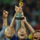 """""""Nothing could bring back the 25,000 dead or missing from the enveloping tidal waves that swept six miles inland, and little could recede the growing tension caused by the country's potential nuclear fallout. But after four months spent reeling from the destruction, a magical run by Japan's women's World Cup team shed light on the country for a reason other than tragedy.""""  Click here to read more."""