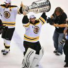 """""""(Tim) Thomas protected his net the way a troll guards his bridge. Based on sheer numbers -- not the least of which was the Bruins' ending a Cup drought of 39 years -- (Tim) Thomas might deserve consideration as SI's Sportsman of the Year. But SI's award also involves, you know, sportsmanship.""""    Click here to read more."""