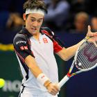 The 21-year-old Japanese phenom reached the top 50 in April and jumped into the top 30 after reaching the semifinals of the Shanghai Masters in October. A month later, Nishikori pulled off a stunner, upsetting No. 1 Novak Djokovic at the Swiss Indoors.