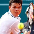Born in then-Yugoslavia, Raonic has developed into Canada's only top-100 player. Nobody ranked above Raonic is younger than him. At 20, he shot up more than 100 spots in January and February alone, making the fourth round of the Australian Open, winning San Jose and making the final in Memphis.