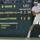 Australian tennis was flipped upside down in 2011. Lleyton Hewitt fell from No. 54 to No. 188, while Tomic, who turned 19 in October, made the second biggest jump of anybody in the top 50. A wild card at the Aussie Open, Tomic reached the third round. He did even better at Wimbledon, knocking off Robin Soderling and making the quarterfinals.