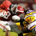 """It may not have delivered fully on the """"Game of the Century"""" hype, but LSU-'Bama was a dramatic, closely fought battle of wills befitting a game with stakes this high. Alabama failed to score in overtime, and LSU maintained the inside-track to the national title game on a 25-yard game-winning field goal. Neither team reached the end zone in Tuscaloosa, but Alabama came up short after missing four field goals."""