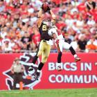 A third-round pick in 2010 after just one year of college football at Miami, the tight end showed potential toward the end of his rookie year, but nobody could have expected the season he's put together in 2011. Displaying rare size and speed that make him nearly impossible to defend, Graham has become a favorite target of Drew Brees. He tied Tony Gonzalez's record of four straight 100-yard games and became the first Saints tight end to surpass 1,000 yards -- in just his third season of football at any level. Playing in a prolific offense with one of the game's best QBs, it'll be fun to see what he can do with some experience.