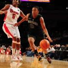 Our 2010 list included  Brittney Griner , and now we take note of Griner's Baylor teammate. Sims, a 5-9 point guard, was the 2010-11 National Freshman of the Year after a season in which she tied a school record with nine three-pointers in a 37-point performance against Oklahoma and led the Big 12 in three-point shooting at 45.3 percent. Sims has joined Griner in leading the Lady Bears to an unbeaten start and No. 1 ranking in 2011-12.