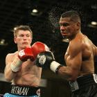 One of the most popular British fighters of all time, Hatton held titles at light welterweight and welterweight and ran his record to 45-2 with 32 knockouts. His lone defeats came at the hands of Floyd Mayweather and Manny Pacquiao.