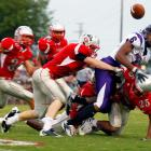 Previous rank:  14  Last game:  Beat Garner Magnet (N.C.), 35-21  Next game:  Season complete   All records through Dec. 12, 2011