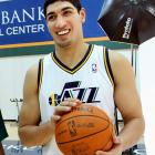 The Jazz were torn on taking Kanter with the No. 3 pick and looked to be leaning toward Kentucky point guard Brandon Knight for weeks leading up to the draft. But sources close to the team said general manager Kevin O'Connor eventually led the turn to the 6-foot-11 Kanter, who won out over the desire to find a replacement for veteran point guard Devin Harris. Kanter is a physical two-way player who is expected to be a solid pro for years.