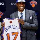 Knicks fans (as always) were less than satisfied when the team passed on Florida State's Chris Singleton to snag the 6-5 Shumpert with the No. 17 pick. But the Georgia Tech product is slowing changing opinions in New York, especially after defensive center Tyson Chandler signed on as a free agent. Shumpert is also a defense-first player, as well as tremendous athlete and scorer, and he could help a Knicks team filled with starpower but lacking in defensive prowess.