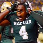 Baylor stunned the nation -- and running back Isaac Williams -- after topping heavily favored Oklahoma 45-38 on Nov. 19. It was a banner year for the Bears: Not only did they finish 9-3 to clinch an Alamo Bowl berth, but quarterback Robert Griffin III won the first Heisman Trophy in program history.