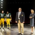 Athletes occupied Broadway instead of Wall Street in 2011.  Lombardi , a play that chronicles a week in the life of the Packers' coach during the 1965 season, received rave reviews. In November, it was announced that  Magic/Bird,  a play about the NBA legends, was in production and would be on Broadway in March 2012.