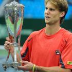 def. Thomaz Bellucci 3-6, 7-6 (3), 6-3 ATP 250, Indoor Hard, $673, 150 Moscow