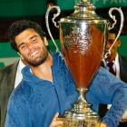def. Albert Ramos 6-1, 7-6 (5) ATP World Tour 250, Clay, $398,250 Casablanca, Morocco