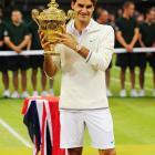 def. Andy Murray 4-6, 7-5, 6-3, 6-4 Grand Slam, Grass, £7,285,200 Wimbledon, England