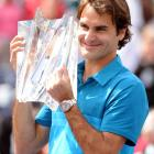 def. John Isner 7-6 (7), 6-3 Masters 1000, Hard, $4,694,969 Indian Wells, Calif.