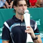 def. Olivier Rochus 6-3, 6-4 ATP World Tour 250, Hard, $398,250 Auckland, New Zealand