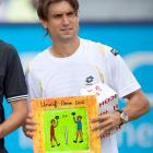 def. Philipp Petzschner 6-3, 6-4 ATP World Tour 250, Grass, €398, 250 Den Bosch, Netherlands