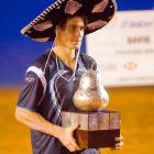 def. Fernando Verdasco 6-1, 6-2 ATP World Tour 500, Clay, $1,155,000 Acapulco, Mexico