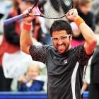 def. Juan Monaco 6-4, 5-7, 6-3 ATP World Tour 250, Clay, €358,425 Stuttgart, Germany