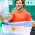 def. John Isner 6-2, 3-6, 6-3 ATP World Tour 250, Clay, $442,500 Houston
