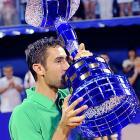 def. Marcel Granollers 6-4, 6-2 ATP World Tour 250, Clay, €358,425 Umag, Croatia
