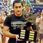 def. Filippo Volandri 6-3, 4-6, 6-4 ATP World Tour 250, Indoor Clay, $475,300 Sao Paula, Brazil