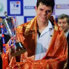 def. Janko Tipsarevic 6-7(4), 7-6(4), 7-6(4) ATP World Tour 250, Hard, $398,250 Chennai, India