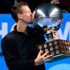 def. Jo-Wilfried Tsonga 4-6, 6-4, 6-4 ATP 250, Indoor Hard, €486,750 Stockholm, Sweden