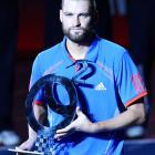 def. Lukas Lacko 6-2, 6-3 ATP World Tour 250, Hard (Indoor), €398,250 Zagreb, Croatia
