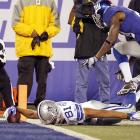 Add the Dallas Cowboys to the bodies in New Jersey's infamous Meadowlands.