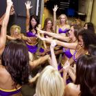 If you've ever wondered what goes on behind the scenes in the tunnels of LA's Staples Center, here's your answer.