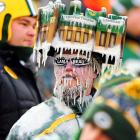 The Green Bay faithful were left with frozen tears in their beards after those horrible New York Giants waltzed into Lambeau Field and waltzed right out with a 37-20 playoff victory that sent the local football team home for a little wine and spongecake and bitter recriminations.