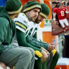 The dream of an undefeated season ended on a rare off-day for Aaron Rodgers, who was outdueled by Kyle Orton in his Chiefs' debut. Rodgers went 17-for-35 passing while Orton completed 23 of 31 for 299 yards in a 19-14 victory. Green Bay had a chance late in the game but failed to recover an onside kick. Kansas City iced the game by picking up a pair of first downs.