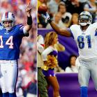They were the darlings of the early NFL season after hot starts, but Detroit and Buffalo's seasons diverged sharply by the end of 2011. The Lions leveled off after a 5-0 start but still made the playoffs for the first time since 1999. The Bills, after a 5-2 start, lost seven straight and finished 6-10.