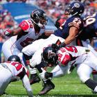 Lofton isn't particularly well-known outside of Atlanta, but he certainly should be. The fourth-year middle linebacker had a very good season, leading the Falcons and coming in fifth in the league with 147 tackles.  If his solid play carries over into the playoffs his profile -- and the Falcons' title hopes -- will shoot way up.