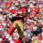 When the 49ers manage to beat teams through the air (they don't do it often, their passing game was ranked 29th in the league this year), it's often through receiver Michael Crabtree. The former Texas Tech star led San Francisco in 2011 with 72 catches and 874 yards and should be a big factor if his team hopes to compete with the high-flying offenses in Green Bay and New Orleans.