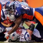 While Ayers only had three sacks and 39 tackles in the regular season, he could be poised to breakout in the playoffs. Opposing offenses will be focused on blocking the left side of the line -- where Von Miller (11.5 sacks) and Elvis Dumervil (9.5) operate -- giving right end Ayers the one-on-one matchups he'll need to get into the backfield.