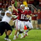 There's little doubt that the record-setting Stanford quarterback will be the No. 1 pick in the draft. Whether or not Indianapolis takes him or trades the selection is another question.