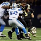 Nicks was one of three Saints linemen to be named to the NFC Pro Bowl team this year. He and his fellow linemen allowed just 24 sacks this season, tied for the second fewest in the league.