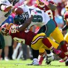 The 36-year-old Fletcher showed no signs of slowing down in 2011, leading the NFL with 166 tackles and making the Pro Bowl roster as a late addition for the injured Brian Urlacher. Both Fletcher and the Redskins have said they want to see the 14th-year player back in Washington next year.