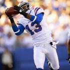 The mercurial wideout matched his solid 2010 statistics with a strong 2011, but earned criticism -- not to mention a Week 17 benching -- from head coach Chan Gailey for repeatedly drawing excessive celebration penalties. That isn't dissuading Buffalo GM Buddy Nix, though: He's on the record as wanting Johnson back with the Bills.